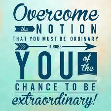 extra oridinary